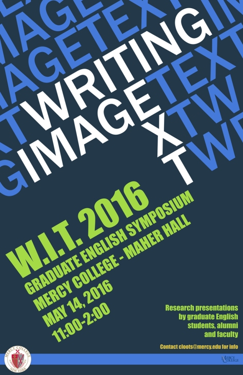 Writing Image Text 2016 Poster copy